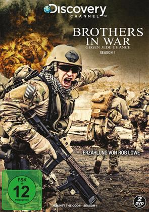 Brothers in War - Gegen jede Chance - Staffel 1 (Discovery Channel, 2 DVDs)