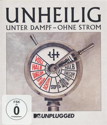Unheilig - MTV Unplugged: Unter Dampf - Ohne Strom