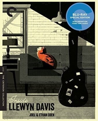 Inside Llewyn Davis (2013) (Criterion Collection)