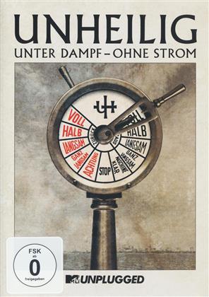 Unheilig - MTV Unplugged: Unter Dampf - Ohne Strom (2 DVDs)