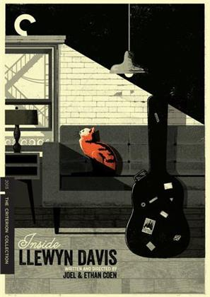Inside Llewyn Davis (2013) (Criterion Collection, 2 DVD)