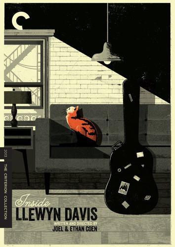 Inside Llewyn Davis (2013) (Criterion Collection, 2 DVDs)