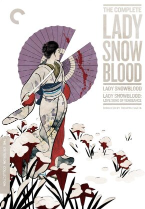 The Complete Lady Snowblood (1973) (Criterion Collection, 2 DVDs)