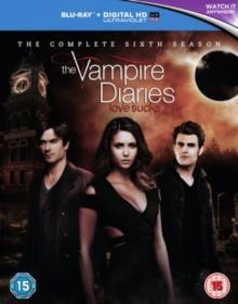 Vampire Diaries - Season 6 (4 Blu-rays)