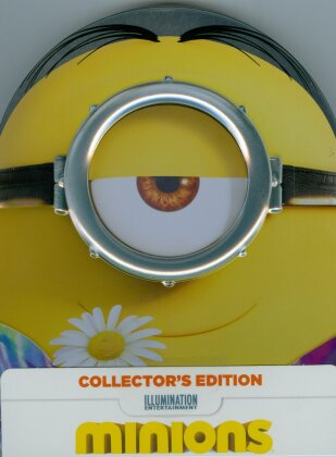 Minions (2015) (Édition Collector, Steelbox)