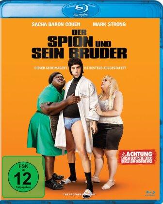 Der Spion und sein Bruder (2016)