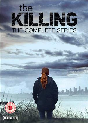 The Killing - The Complete Series - Seasons 1-4 (2011) (13 DVD)