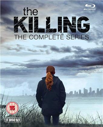 The Killing - The Complete Series - Seasons 1-4 (2011) (11 Blu-ray)