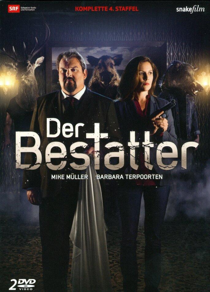 Der Bestatter - Staffel 4 (2 DVDs)