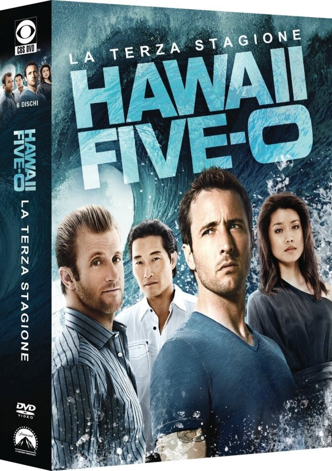 Hawaii Five-O - Stagione 3 (2010) (6 DVDs)