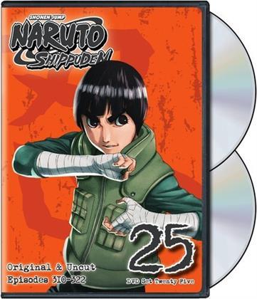 Naruto Shippuden - Set 25 (Uncut, 2 DVD)