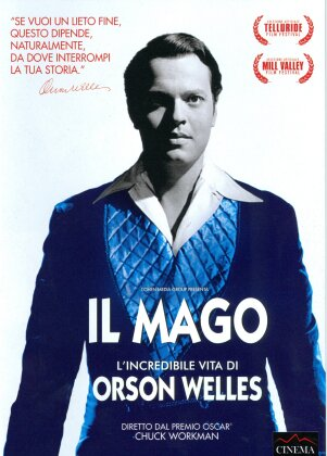 Il mago - L'incredibile vita di Orson Welles (2014) (s/w)