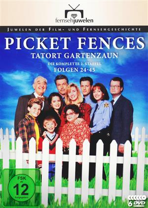 Picket Fences - Tatort Gartenzaun - Staffel 2 (Fernsehjuwelen, 6 DVD)