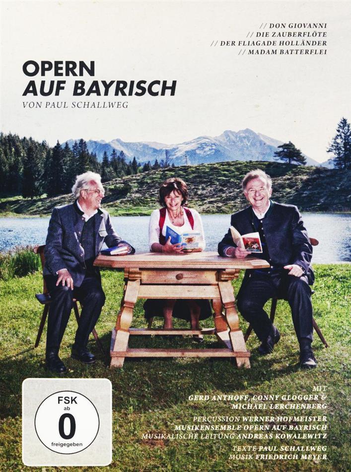 Opern auf Bayrisch (Digibook)