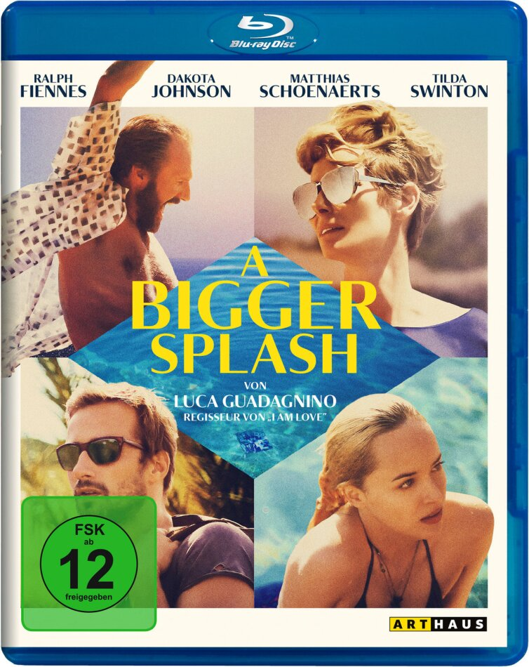 A Bigger Splash (2015) (Arthaus)