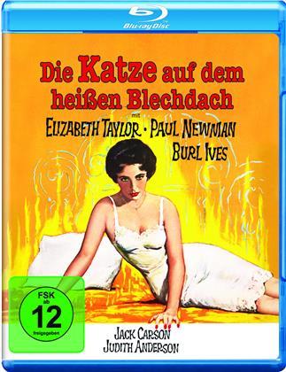 Die Katze auf dem heissen Blechdach (1958)