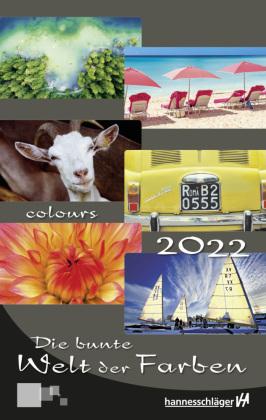 Die bunte Welt der Farben - colours 2021