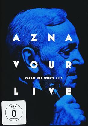 Charles Aznavour - Live - Palais Des Sports 2015