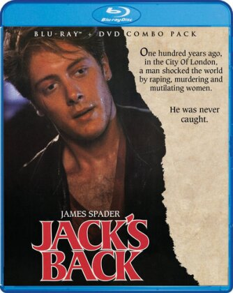 Jack's Back (1988) (Blu-ray + DVD)