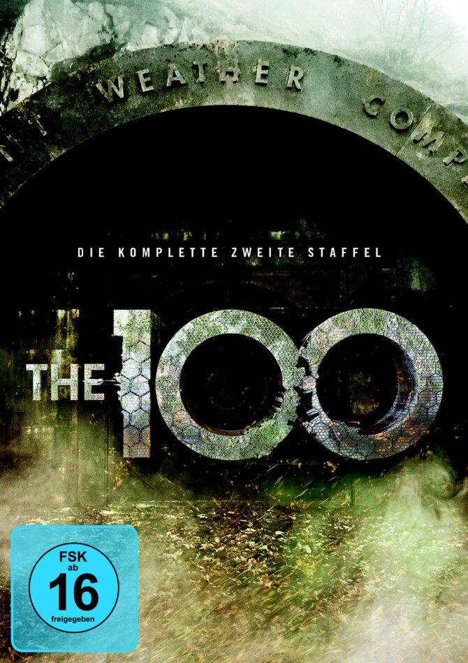 The 100 - Staffel 2 (4 DVDs)