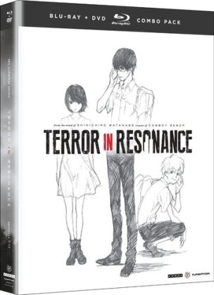 Terror in Resonance - The Complete Series (2 Blu-rays + 2 DVDs)