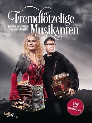 Fremdfötzelige Musikanten (2015) (2 DVDs)