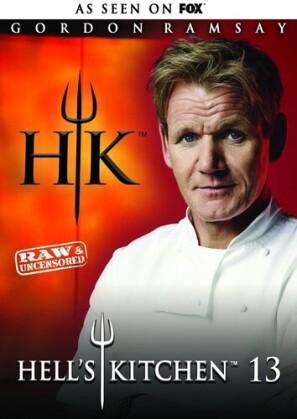 Hell's Kitchen - Season 13 (4 DVDs)