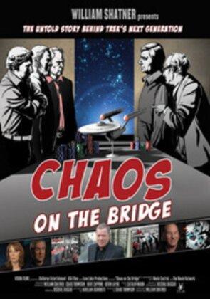 William Shatner Presents - Chaos On The Bridge (2014)