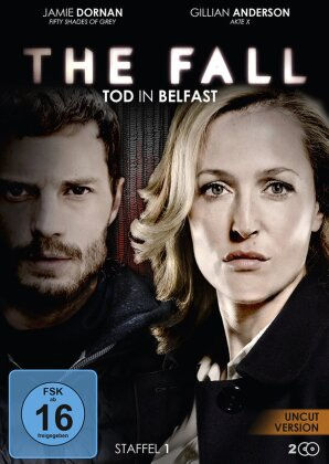 The Fall - Tod in Belfast - Staffel 1 (Uncut, 2 DVDs)