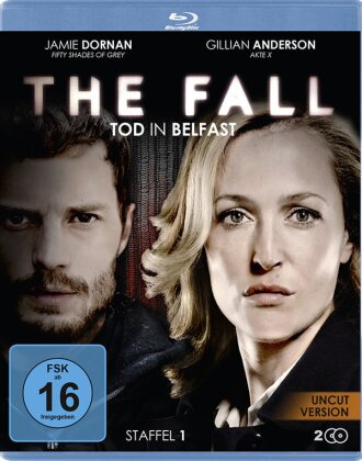The Fall - Tod in Belfast - Staffel 1 (Uncut, 2 Blu-rays)