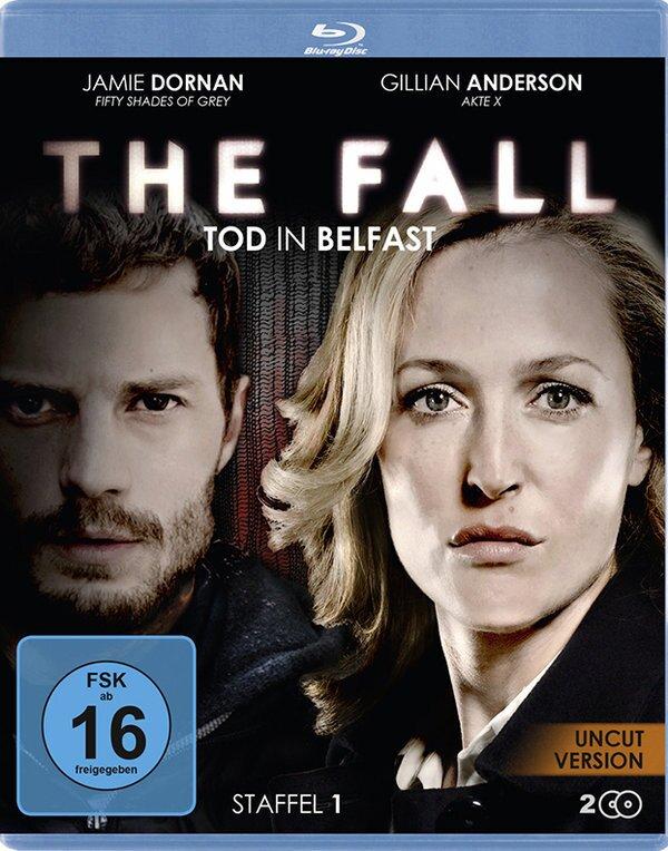 The Fall - Tod in Belfast - Staffel 1 (Uncut, 2 Blu-rays)