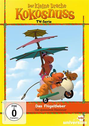Der kleine Drache Kokosnuss - TV-Serie - Das Flügelfieber