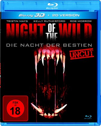 Night of the Wild - Die Nacht der Bestien (2015) (Uncut)