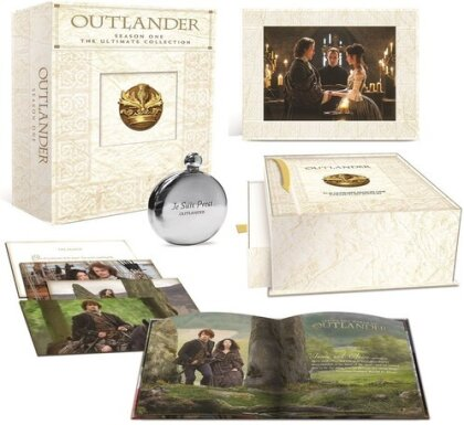 Outlander - Season 1 - The Ultimate Collection (Edizione Limitata, 5 Blu-ray)