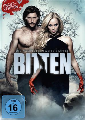 Bitten - Staffel 2 (Uncut, 3 DVDs)