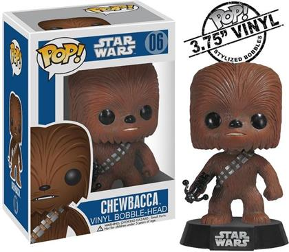 Star Wars: Chewbacca POP! 06 - Vinyl Figur