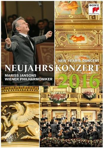 Wiener Philharmoniker & Mariss Jansons - Neujahrskonzert 2016 (Sony Classical)