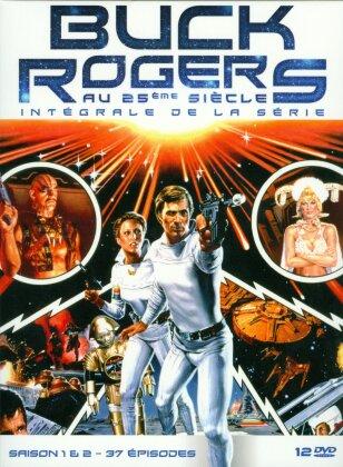 Buck Rogers au 25ème siècle - Intégrale de la série (Saison 1 & 2) (12 DVDs)
