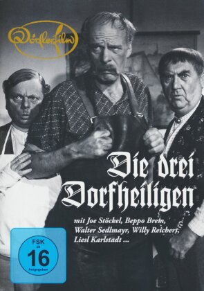 Die drei Dorfheiligen (1949) (Dörflerfilm, s/w)