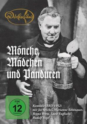 Mönche, Mädchen und Panduren (1952) (Dörflerfilm, n/b)