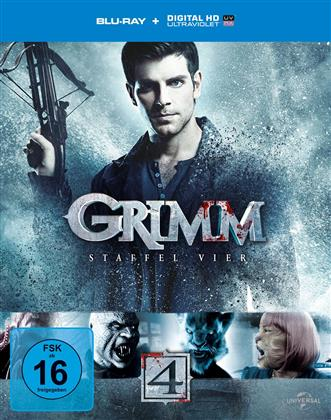 Grimm - Staffel 4 (5 Blu-rays)