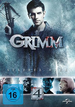 Grimm - Staffel 4 (6 DVDs)
