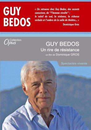 Guy Bedos - Un rire de résistance (s/w)