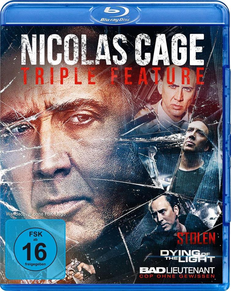 Nicolas Cage - Triple Feature (3 Blu-rays)