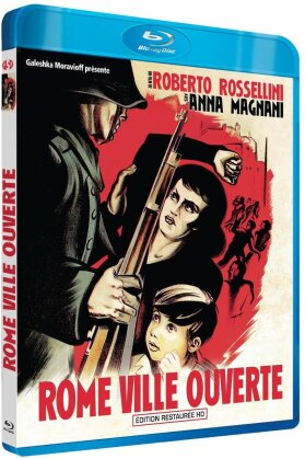 Rome ville ouverte (1945) (s/w, Remastered)