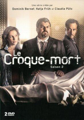 Le Croque-Mort - Saison 2 (2 DVDs)