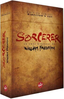 Sorcerer (1977) (Director's Cut, Limited Edition, Mediabook, Blu-ray + DVD)