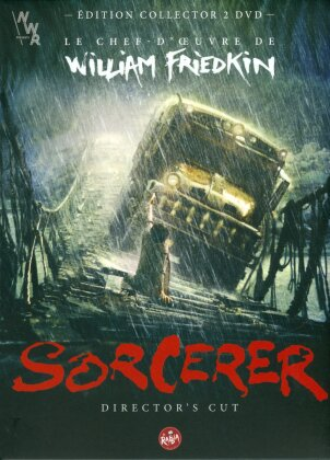 Sorcerer (1977) (Digibook, Director's Cut, Limited Collector's Edition, 2 DVDs)