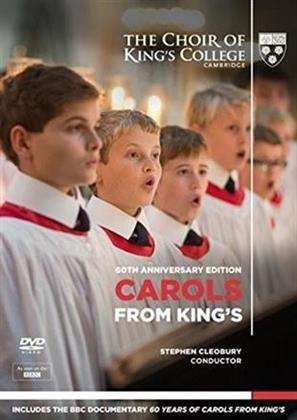 The Choir of King's College Cambridge & Sir Stephen Cleobury - Carols From King's (BBC, 60th Anniversary Edition)