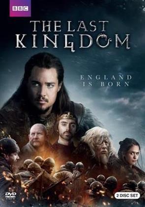 The Last Kingdom - Series 1 (BBC, 2 DVD)